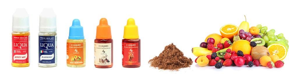 what is an e-liquid
