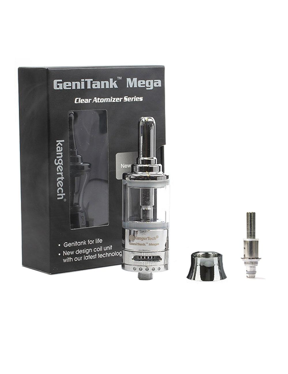 Kanger Genitank Mega E cigarette Clearomizer Tank