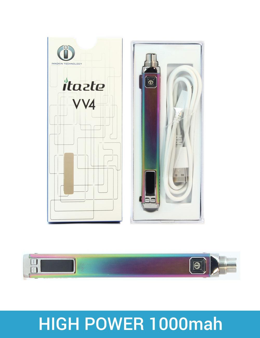 Innokin iTaste VV 4 E-cigarette Express Kit