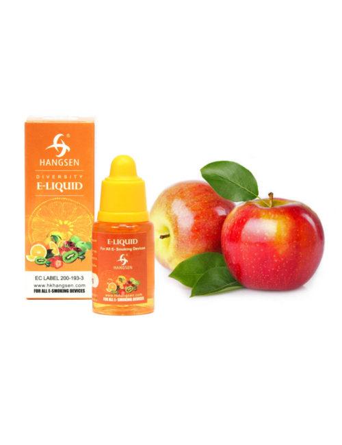 Hangsen 24mg Apple Flavour E liquid 10ml