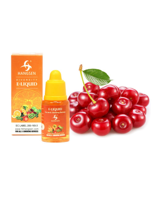 Hangsen 24mg Cherry Flavour E liquid 10ml