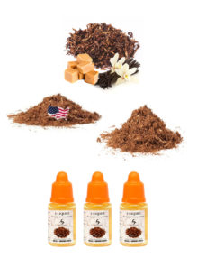 Hangsen 18mg tobacco e liquid bundle