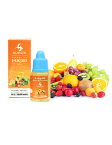 Hangsen 12mg Fruit Mix Flavour E liquid 10ml