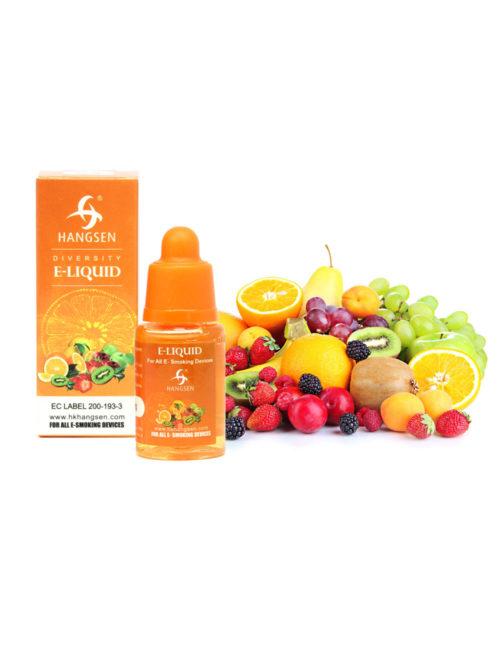 Hangsen 18mg Fruit Mix Flavour E liquid 10ml