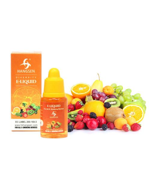 Hangsen 24mg Fruit Mix Flavour E liquid 10ml