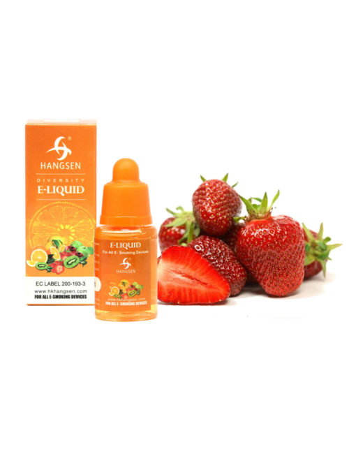 Hangsen 18mg Strawberry Flavour E liquid 10ml