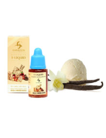 Hangsen 12mg Vanilla Flavour E liquid 10ml