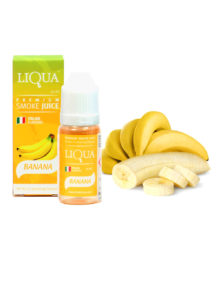 Liqua Banana Flavour E Liquid - 10ml