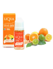 Liqua Citrus Mix Flavour E Liquid - 10ml