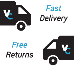 Fast Delivery Free Returns